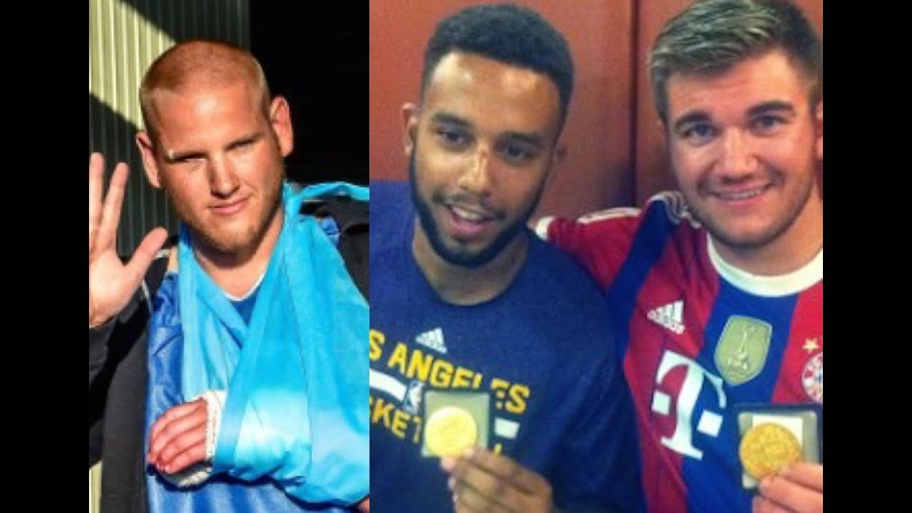 American Heroes Stop Terrorist Train Attack In Europe thumbnail