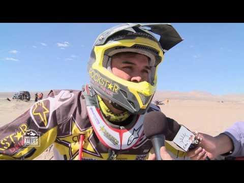 2016 FIM Cross-Country Rallies World Championship - Atacama Rally (CHL) - Clip 3