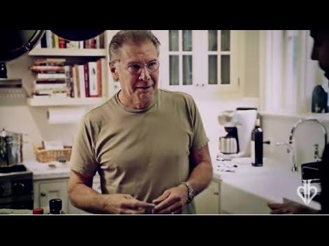 Harrison Ford a karetní trik