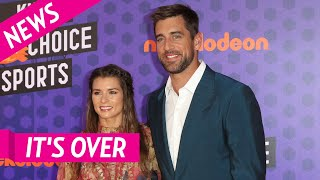 Aaron Rodgers And Danica Patrick Split After 2 Years Of Dating