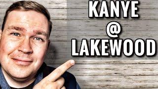Kanye West with Joel Osteen Speaking At Lakewood Church Houston TX November 17, 2019