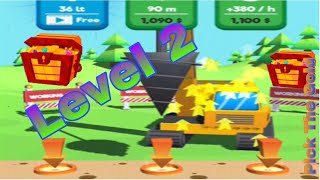 Pick The Gold Game latest Game Gold Picking level 2