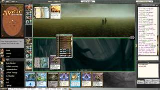 MTGO Memory Jar 2nd Turn Win.avi