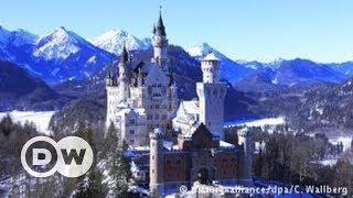 Neuschwanstein: o cartão postal da Baviera