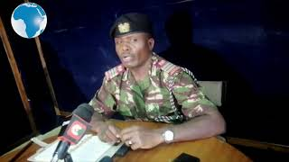 Rift Valley Regional Commissioner deploys officers to lock entry