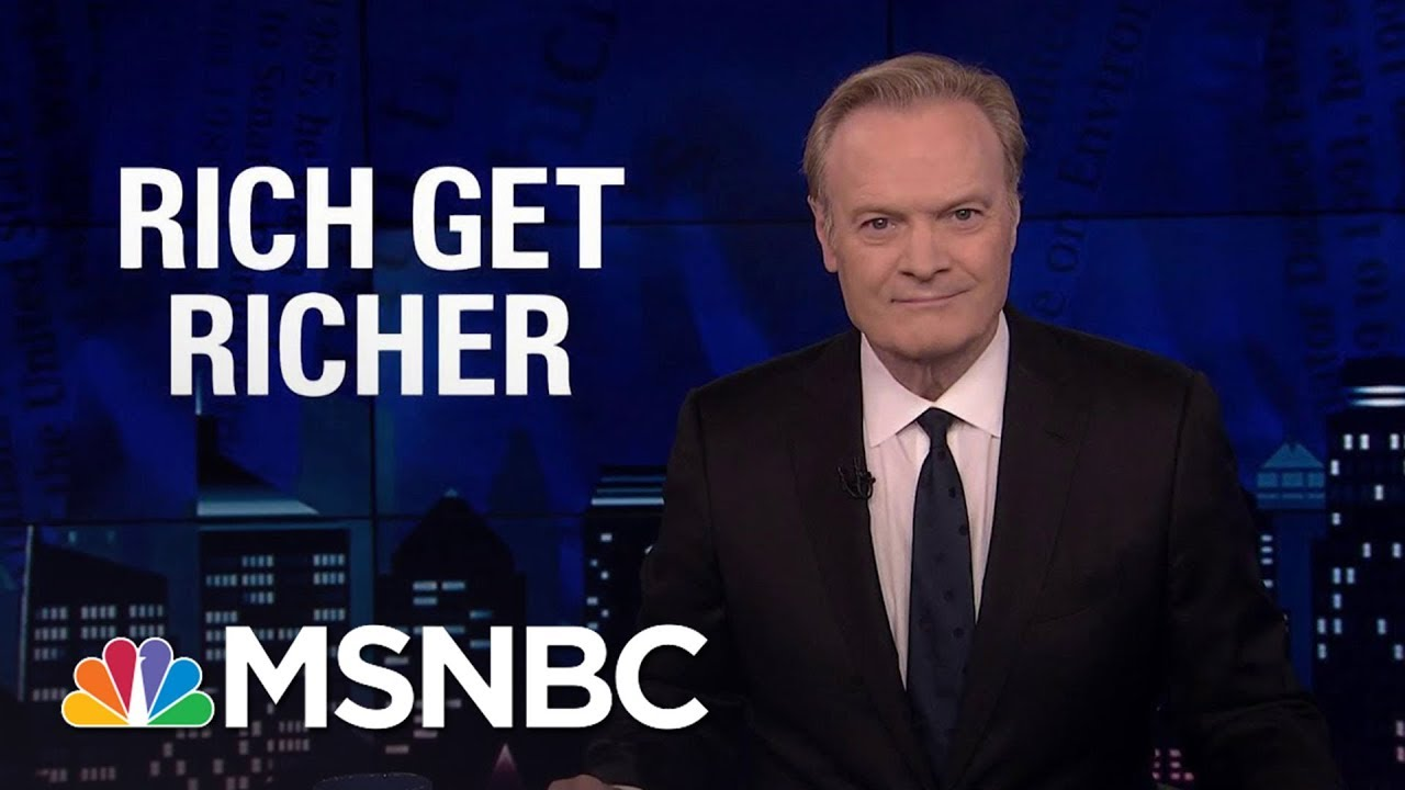 Lawrence: GOP Tax Bill Is Biggest Transfer To The Wealthy In U.S. History | The Last Word | MSNBC thumbnail
