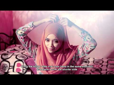 How to Wear Headscarf in Less Than 2 Minutes