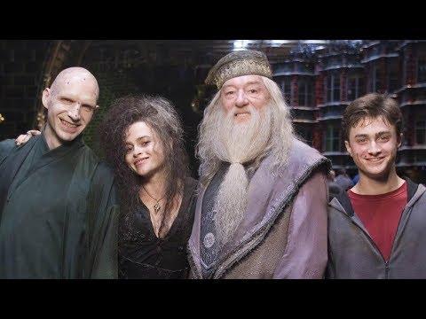 Ze zákulisí Harryho Pottera