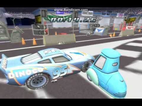 Cars The Video Game - Another Piston Cup Race