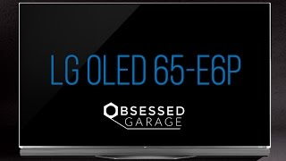 Unboxing and Basic Set up of LG OLED65E6P