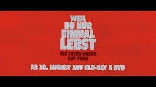 """Die Toten Hosen  DVD & Blu Ray """"Weil Du Nur Einmal Lebst   Die Toten Hosen Auf Tour"""" Am 30.08."""