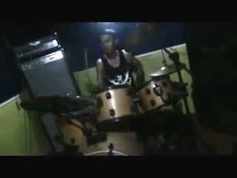 Ryan Effendy (Stupid Belial) Solo Drum ala Jembut