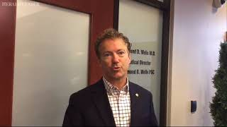 Rand Paul on the Las Vegas Events And His Experience