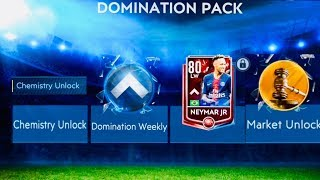 HOW TO UNLOCK CHEMISTRY, MARKET AND DOMINATION NEYMAR in fifa Mobile 19 -How Chemistry works in fifa