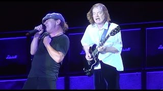 AC/DC - Have a Drink On Me - S.F.  2015
