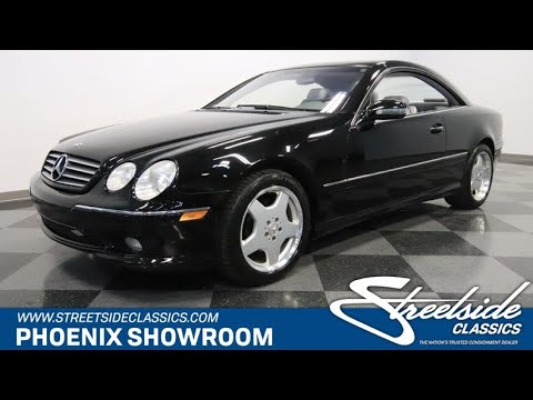 Video of '02 CL500 - PX6M