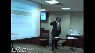 "Rafe Foreman: ""Prosecuting Fraud: Criminally, Civilly, & Administratively"""