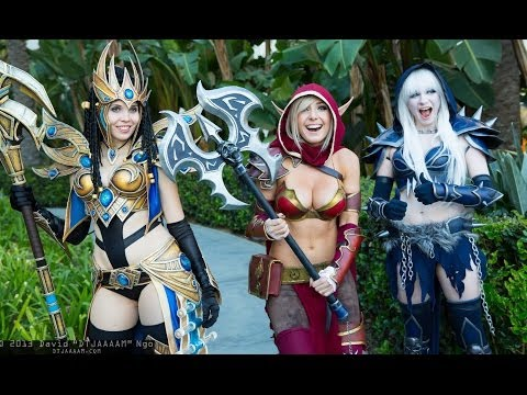 Some Of The Best Cosplay From BlizzCon 2013