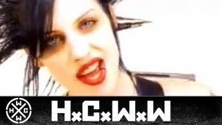 THE DISTILLERS - THE YOUNG CRAZED PEELING - HARDCORE WORLDWIDE (OFFICIAL VERSION HCWW)