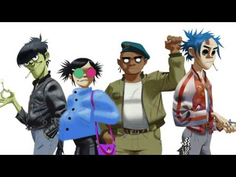 GORILLAZ - Sex Murder Party