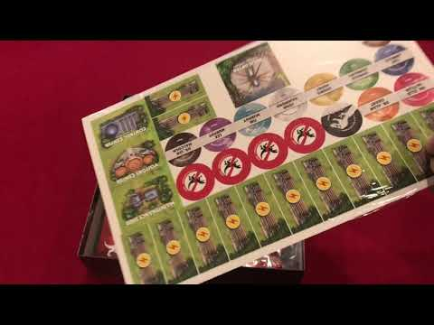 Unboxing Jurassic Park: Danger! by Meeples on Meeples