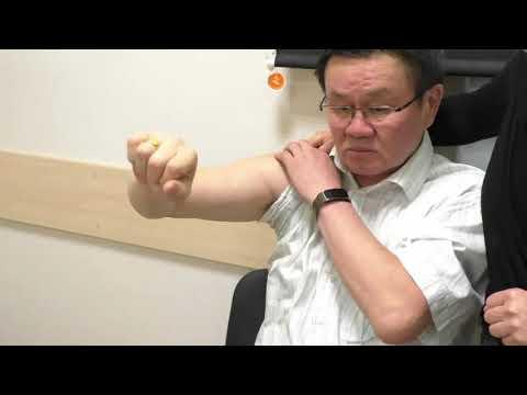 Метод Баланса - Боль в плечевом суставе - мгновенный результат