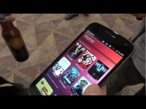 Ubuntu Mobile Hands-On: Player Four Has Entered The Game