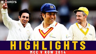 Yuvraj and Finch Hit Tons in Star-Studded Match! | Archive | Lord's Bicentenary Celebration Match