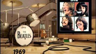 The Beatles - Besame Mucho (let It Be  Sessions)