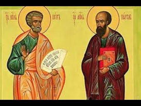 День Петра и Павла Приметы и обычаи