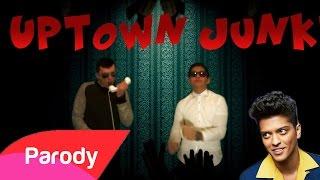 Mark Ronson  Uptown Funk Ft Bruno Mars Parody