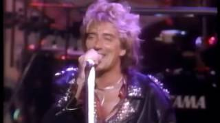 Rod Stewart - Forever Young (MTV Music Video Awards)1988