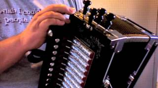 Mystery of the wet-tuned Cajun accordion.