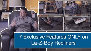 7 Features and Benefits of La-Z-Boy Recliners