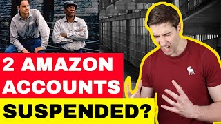 MULTIPLE Amazon Seller Accounts - Is It Allowed?   Don't get your ACCOUNT SUSPENDED