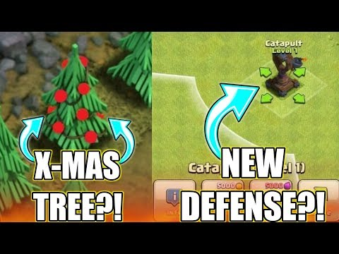 CHRISTMAS 2017 UPDATE TICKER ; NEW BIG THINGS COMING | NEW DEFENSE UPDATE CONCEPT