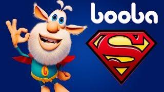 Booba New Superhero 👊 Funny cartoons Super ToonsTV