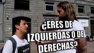 ¿DE IZQUIERDAS O DE DERECHAS? ! Cultura política 2#