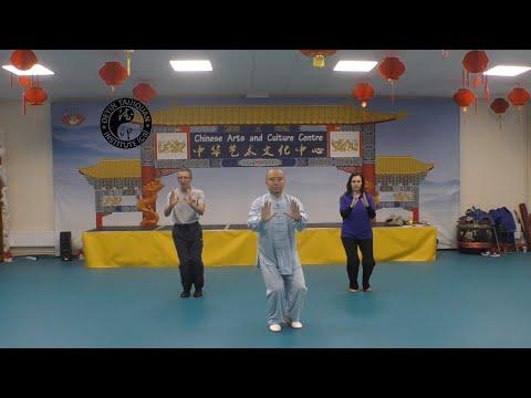 Tai Chi in the UK & Europe with the Deyin Taijiquan
