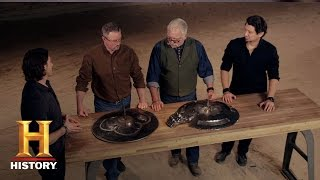 Forged in Fire: Spiked Shield Deliberation, Round 3 (S2, E4)   History