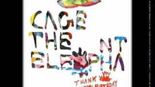 Cage The Elephant - Always Something (Thank You, Happy Birthday)