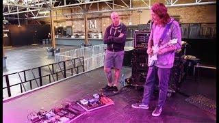 Rig Rundown - 311's Tim Mahoney, P-Nut, and Nick Hexum