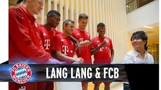 Gambar cover Lang Lang meets FC Bayern players