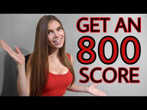 Как достичь ВЫСОКОГО кредитного рейтинга БЕСПЛАТНО | 800 Credit Score