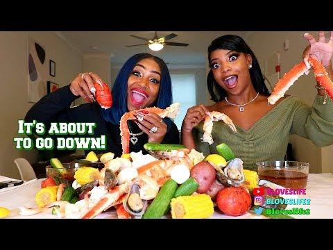 Seafood Boil with De'arra of DK4L