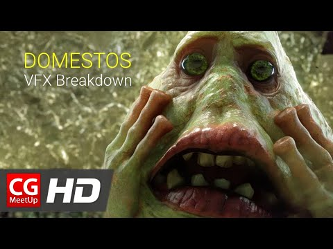 "CGI VFX Breakdown ""Domestos VFX Breakdown"" by Outpost VFX Studio"
