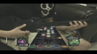 Dragonforce The Flame of Youth 100% FC Guitar Hero Custom Song