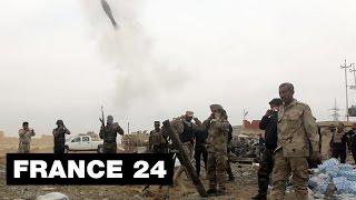 preview picture of video 'TIKRIT : Les forces irakiennes assiègent la ville -  L'État islamique promet des victoires'