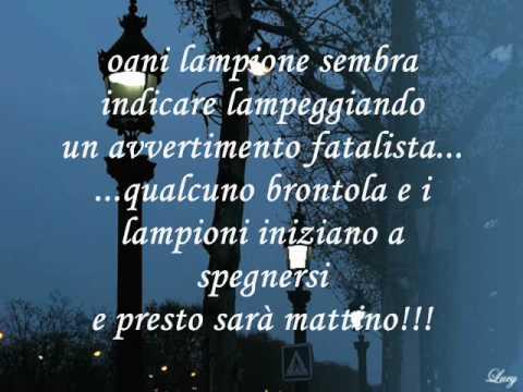 Barbra streisand - Memory - Traduzione in italiano