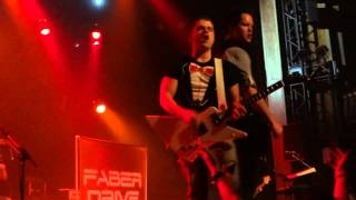 Faber Drive And Then Time Bomb Live Montreal 2012 HD 1080P